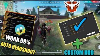 AUTO HEADSHOT❗ SETTINGAN SENSITIVITAS AUTO HEADSHOT TERBARU DAN CUSTOM HUD PRO PLAYER| Free Fire